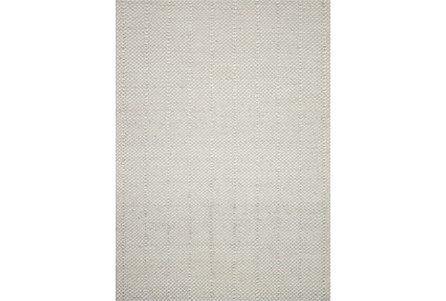 27X45 Rug-Magnolia Home ElIIston Bone By Joanna Gaines
