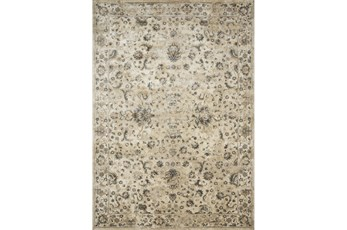 """9'1""""x13' Rug-Magnolia Homes Evie Ivory/Multi By Joanna Gaines"""