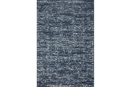 111X156 Rug-Magnolia Home Lotus Blue/Cream By Joanna Gaines