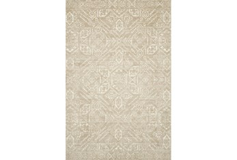 """9'2""""x13' Rug-Magnolia Home Lotus Sand/Ivory By Joanna Gaines"""