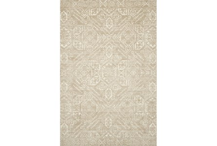 111X156 Rug-Magnolia Home Lotus Sand/Ivory By Joanna Gaines