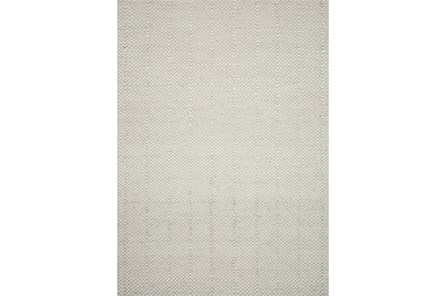 93X117 Rug-Magnolia Home ElIIston Bone By Joanna Gaines