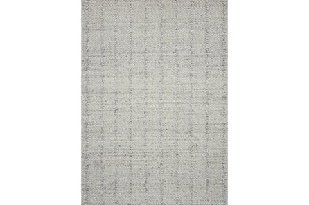 27X45 Rug-Magnolia Home ElIIston Lt Grey By Joanna Gaines - Main