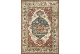 61X92 Rug-Magnolia Homes Evie Spice/Multi By Joanna Gaines