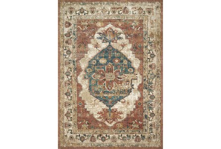 76X110 Rug-Magnolia Homes Evie Spice/Multi By Joanna Gaines