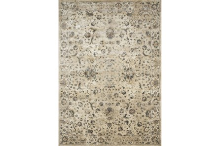 91X130 Rug-Magnolia Homes Evie Ivory/Multi By Joanna Gaines