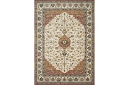 30X96 Rug-Magnolia Homes Evie Ivory/Terracotta By Joanna Gaines