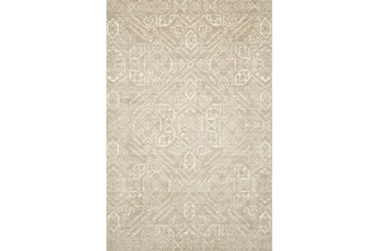 27X45 Rug-Magnolia Home Lotus Sand/Ivory By Joanna Gaines