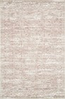 111X156 Rug-Magnolia Home Lotus Ivory/Blush By Joanna Gaines - Signature