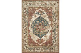 42X62 Rug-Magnolia Homes Evie Spice/Multi By Joanna Gaines