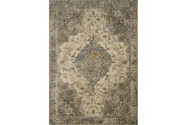 91X130 Rug-Magnolia Homes Evie Sand/Sage By Joanna Gaines
