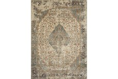 30X120 Rug-Magnolia Homes Evie Sand/Multi By Joanna Gaines