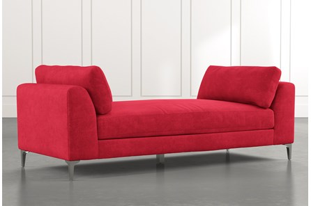 Loft Red Daybed