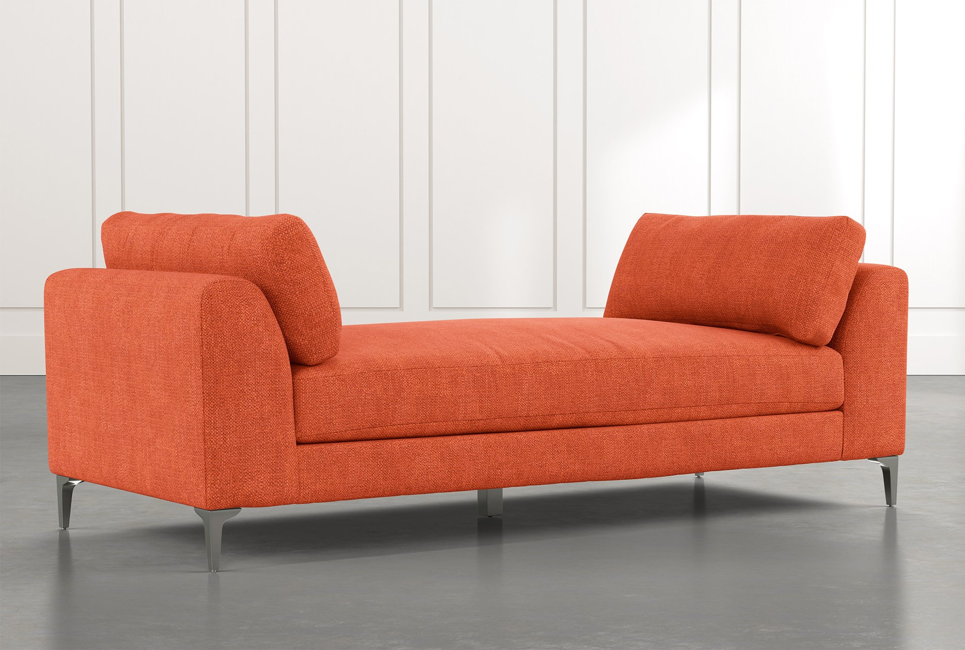 Loft Orange Daybed Living Spaces