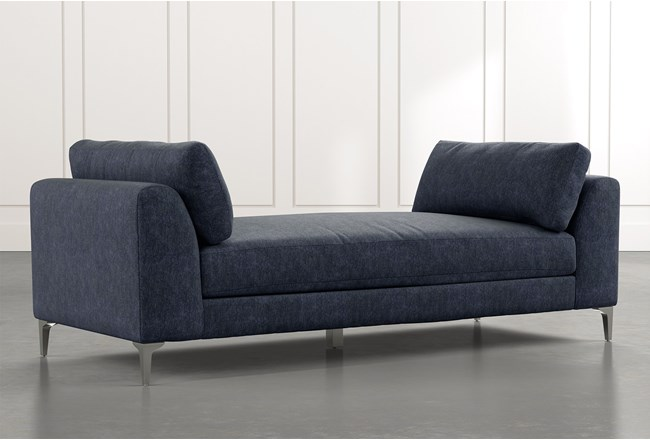 Loft Navy Blue Daybed - 360