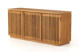 Smoked Drift Oak Sideboard