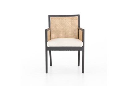 Pleasing Cane Dining Arm Chair Ncnpc Chair Design For Home Ncnpcorg