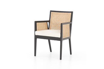 Cane Dining Arm Chair