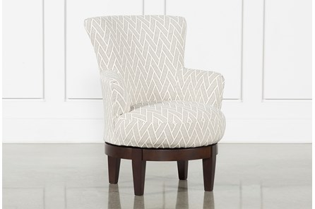 Sadie II Swivel Accent Chair