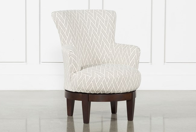 Sadie II Swivel Accent Chair - 360