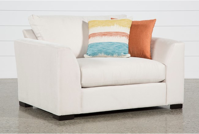 Cohen Foam Ii Oversized Chair Living Spaces