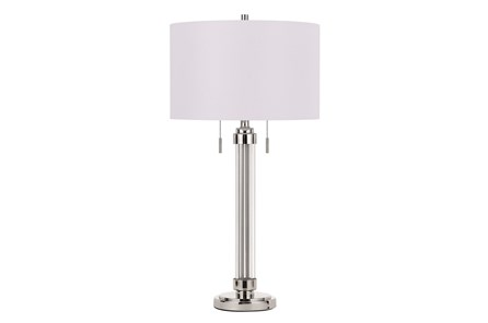 Table Lamp- Acrylic Column