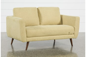 Ginger Buttercup Loveseat