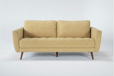 "Ginger Buttercup 79"" Sofa"