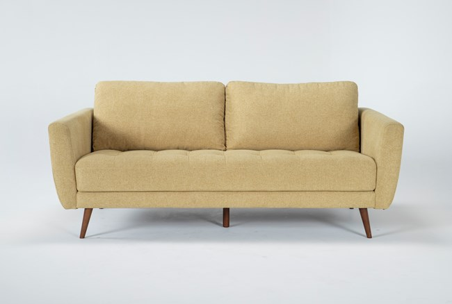"Ginger Buttercup 79"" Sofa - 360"