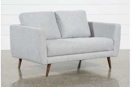 Ginger Grey Loveseat