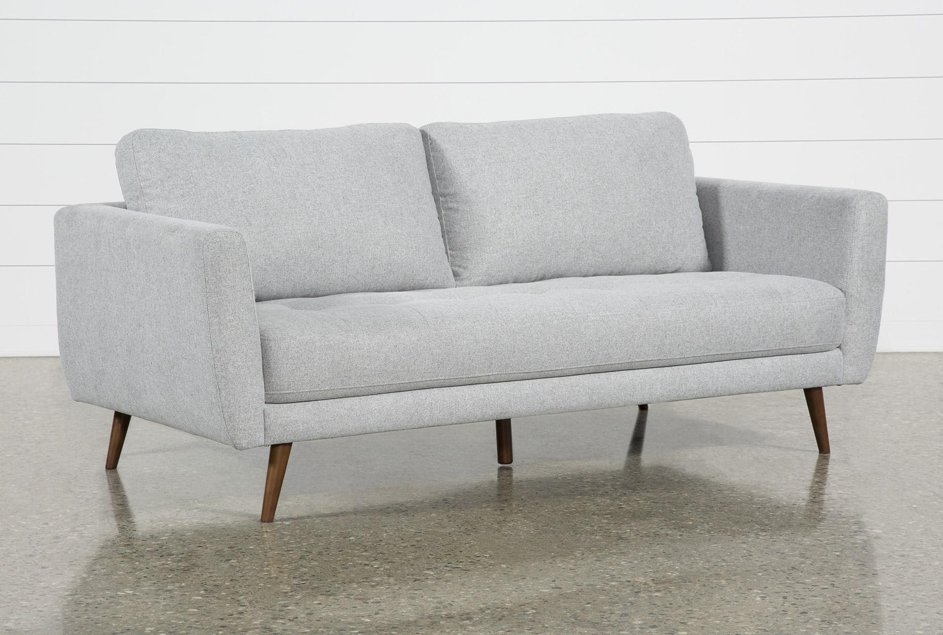 Ginger Grey Sofa