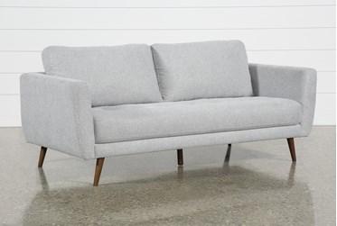 "Ginger Grey 79"" Sofa"