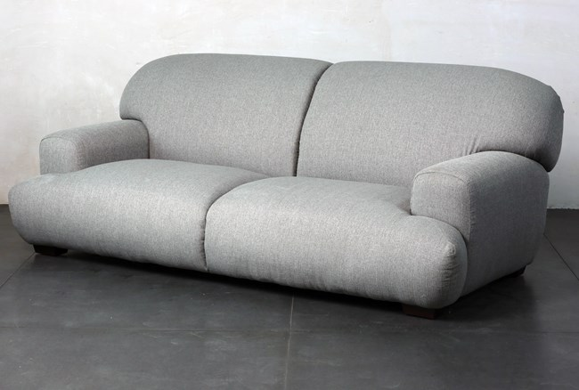 Grey Bubble Sofa - 360