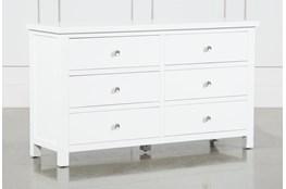 Larkin White Dresser