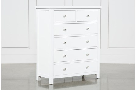 Larkin White Chest
