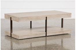 Pierce Natural Coffee Table