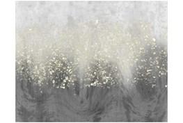 Picture-Grey Swirl Diamond Dust 36X24