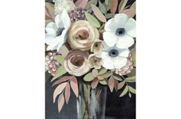 Picture-Mixed Bouquet Framed Canvas 37X25