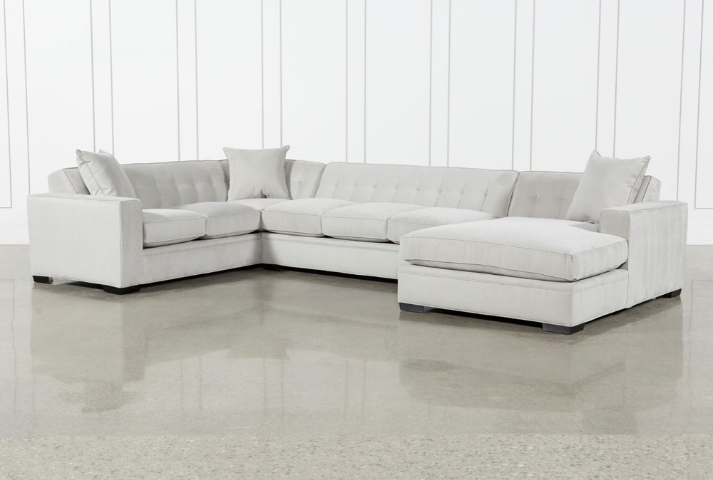 Costello II 3 Piece Sectional With Right Arm Facing Chaise