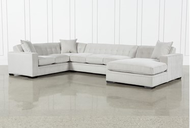 """Costello II 3 Piece 153"""" Sectional With Right Arm Facing Chaise"""