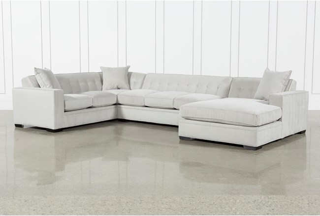 Costello II 3 Piece Sectional With Right Arm Facing Chaise - 360