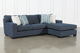 Collins II Sofa With Reversible Chaise