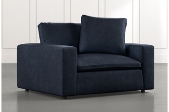 Utopia Navy Blue Chair