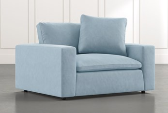 Utopia Light Blue Chair