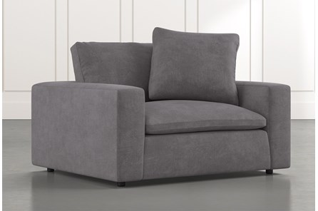 Utopia Dark Grey Chair