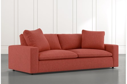 Utopia Red Sofa