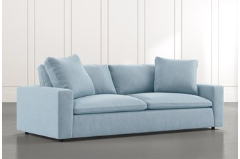 Utopia Light Blue Sofa