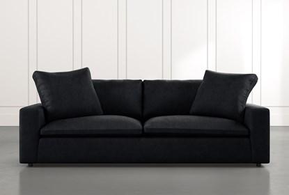 Utopia Black Sofa Living Es