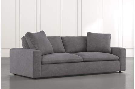 Utopia Dark Grey Sofa