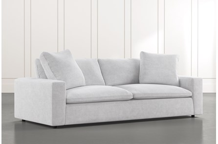Utopia Light Grey Sofa